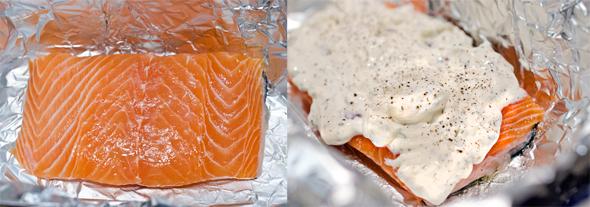 Salmon - Uncooked